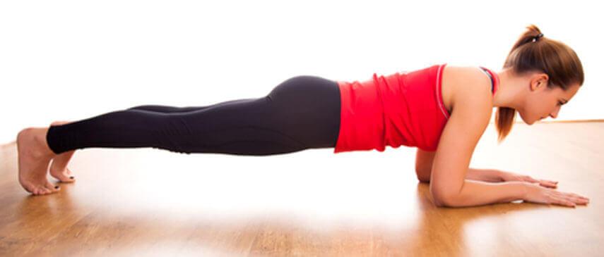 increasing core strength