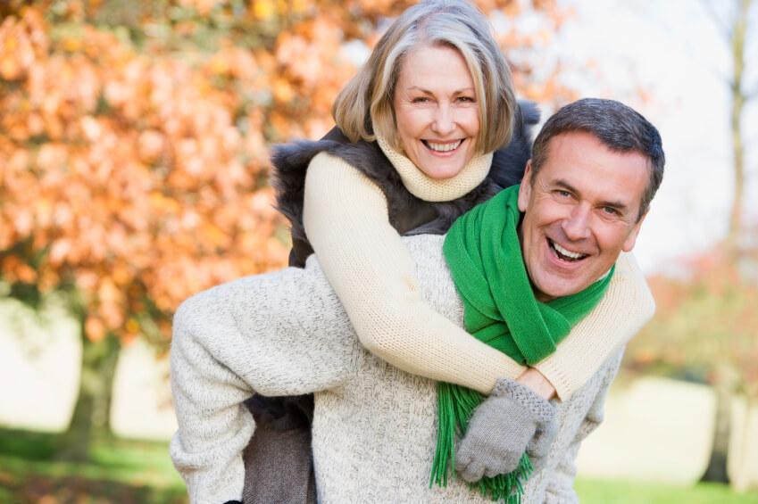 healthy couple Health Fair
